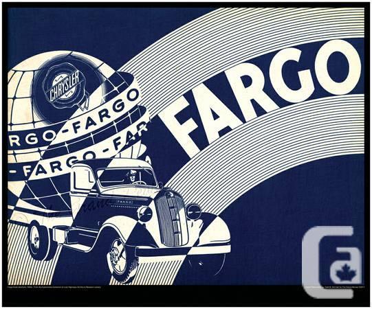 Fargo! Fargo!! Fargo!!!