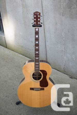 Fender Acoustic Jumbo - $300
