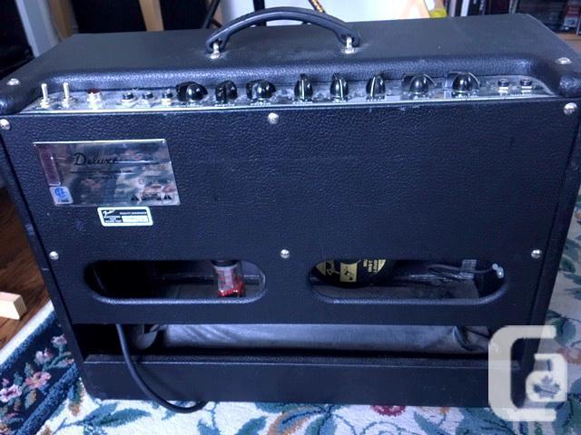 Fender Hot Rod Deluxe TUBE Amp.  USA-Made