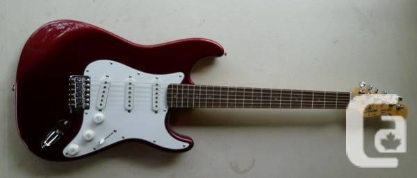 Fender Stratocaster Guitar - $250