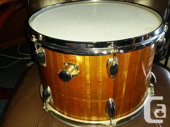 "Fibre Gold Pearl 13"" MIJ tom Tempo (made by star)"