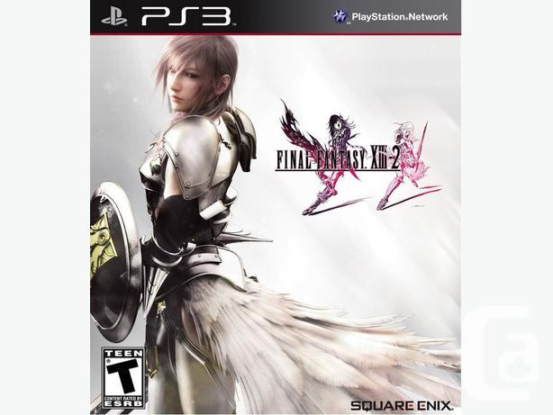 Final Fantasy XIII-2 (Playstation 3) Mint Complete