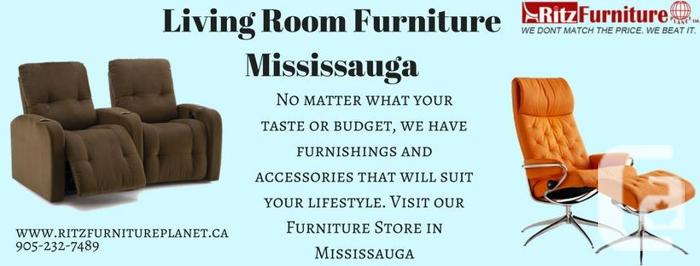 Find Living Room Furniture In Mississauga