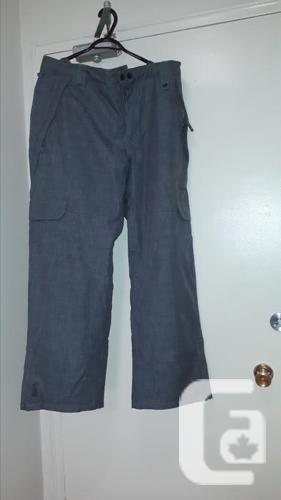 Fire Fly, men's winter ski pants