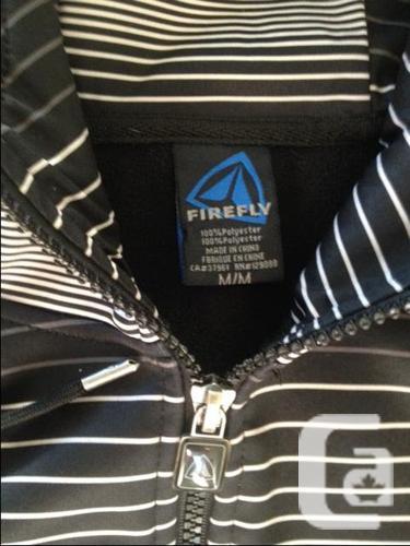 Firefly Men's Fall/Spring Coat (Medium)