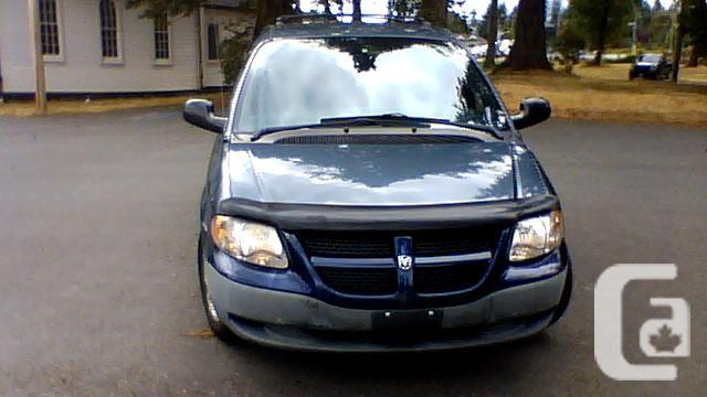 firm!! Dodge Grand Caravan