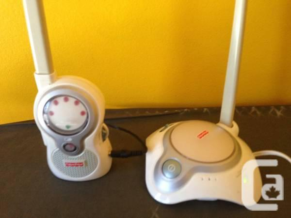 fisher price sounds 39 n lights monitor for sale in brantford ontario classifieds. Black Bedroom Furniture Sets. Home Design Ideas