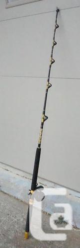 "Fishing Rod ""Okiaya"" with ""Magda"" Depth Counter"
