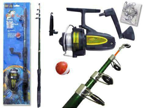Fishing Tackle Pack Rod, Mississauga