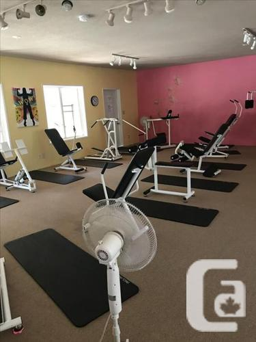 Fitness Centre Equipment for Sale