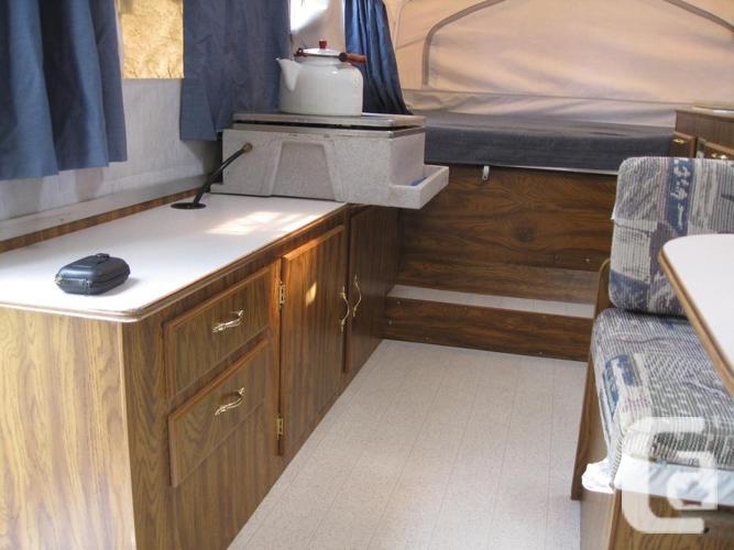 Flagstaff Forest River Camper