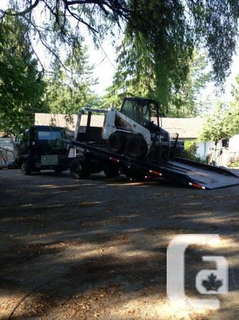 Flat Deck Truck Service