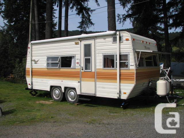 Fleetwood 17' Travel Trailer. Excellant Condition