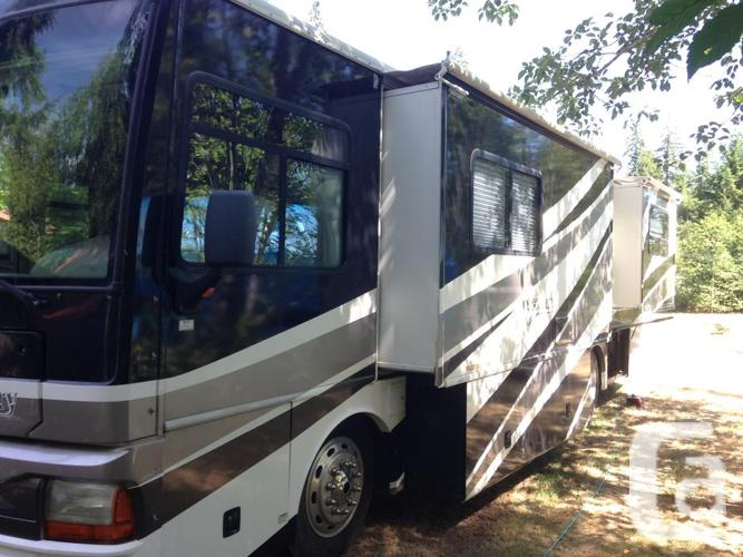 Fleetwood Discovery Motor Home For Sale For Sale In
