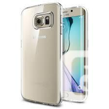 Flexible transparent TPU Case for Samsung Galaxy S6