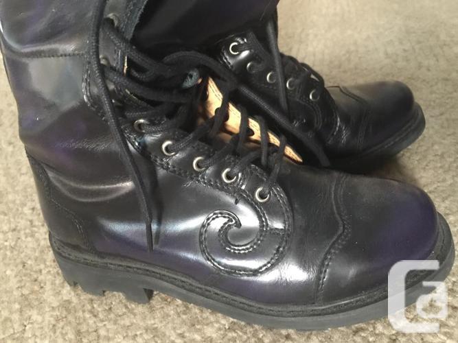 Fluevog boots size 8.5