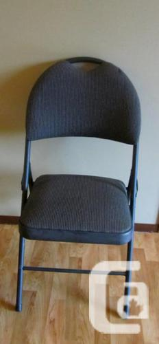 Folding Patio Chairs (x2 Seats!!!)