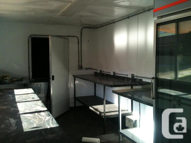 Trailers For Sale Calgary >> Food/Concession Trailer for sale in Edmonton, Alberta ...