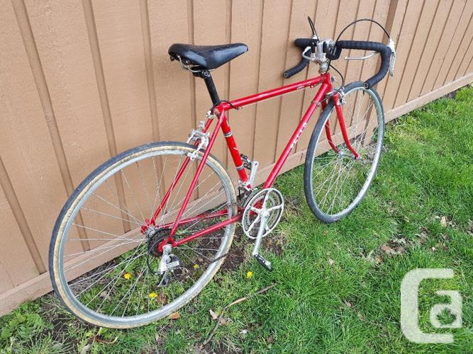 77e44e23ad6 FOR TRADE  Vintage Road Bike for sale in Victoria
