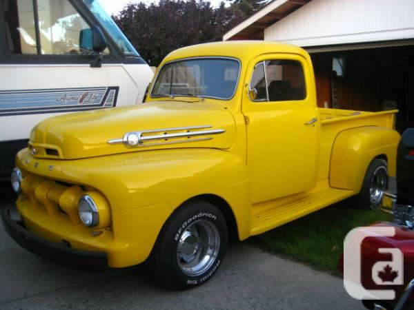 Ford 52 hotrod truck - $16500