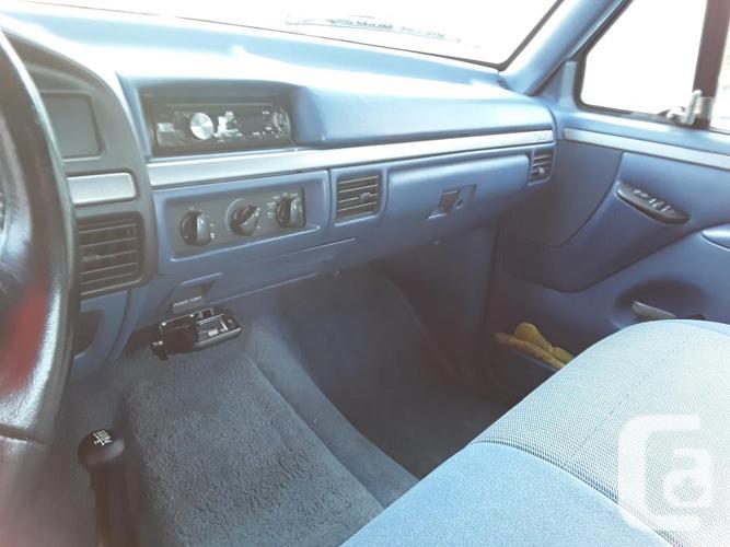 Ford F250 Turbo Diesel