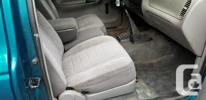 Ford Ranger 4X4 5 Speed Extra Cab Short Box.