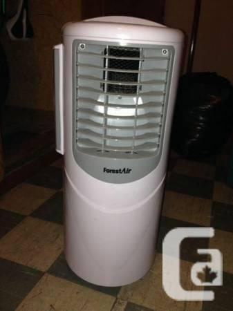 Forest Air Mobile Air Conditioner Dehumidifier Fan For