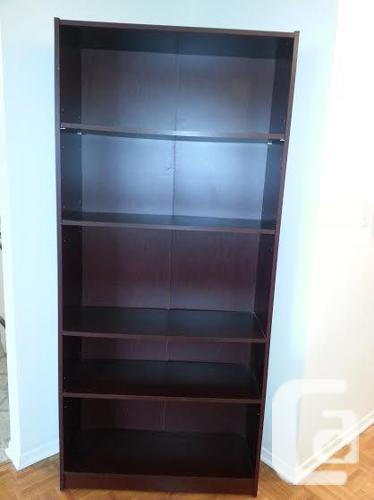 FREE Bookcase - Needs to be picked up in Sandy Hill