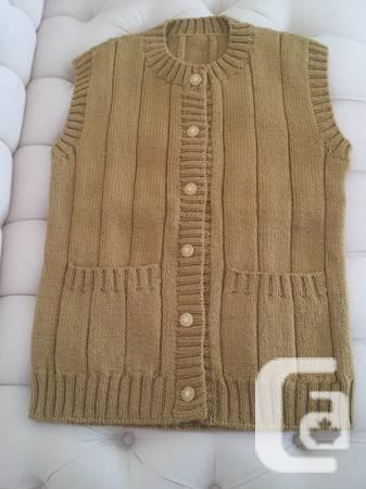 FRESH Women's Olive - Wool Jacket S/M - $70