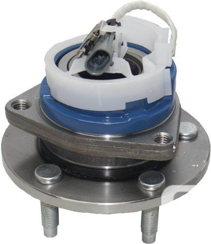 FRONT WHEEL BEARING HUB ASSEMBLY-PAIR FOR DRIVER AND
