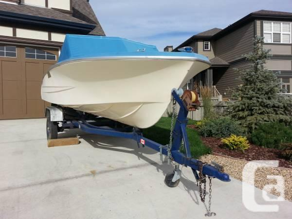 FS 14ft fishing-boat View Share - $1800