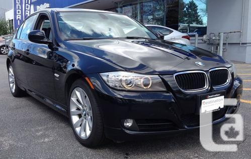 FS : 2011 BMW 3 SERIES NAVIGATION + EXECUTIVE PACKAGE -