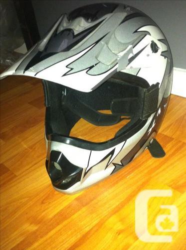Full face Moto Cross Helmet