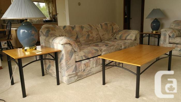 FULL LIVING ROOM SET - MOVING OUT OF PROVINCE SALE