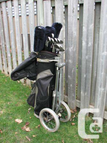 Full Set Golf Clubs