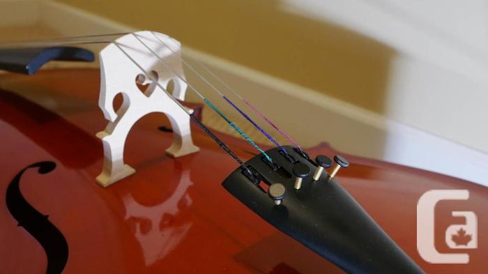 Full size 4/4 Cremona cello ~ new