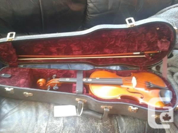 Full Size Dvorak Violin - $400