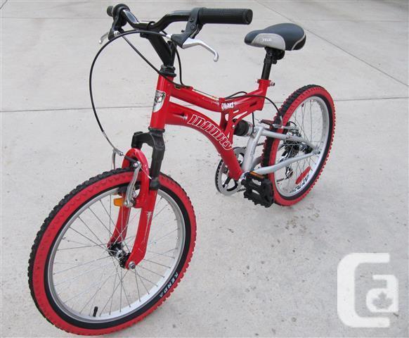 Full Suspension Bike ~ Infinity Quake