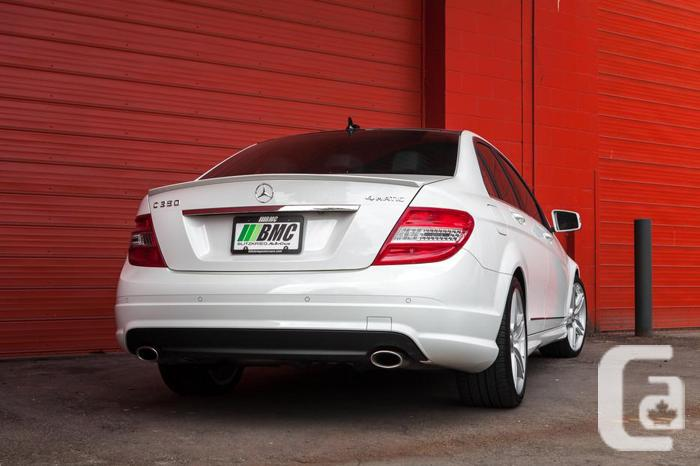 Fully loaded Mercedes C350 4matic Only 55k