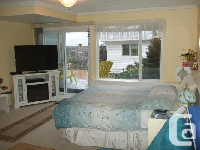 Furnished Suite in North Nanaimo Available now