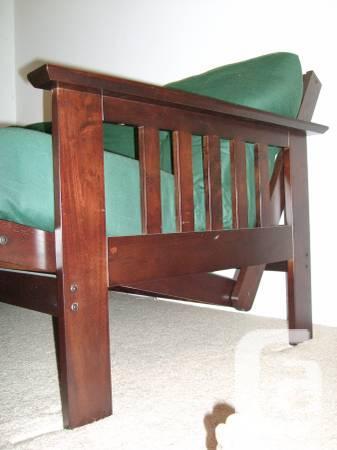 Futon - Wood - $350
