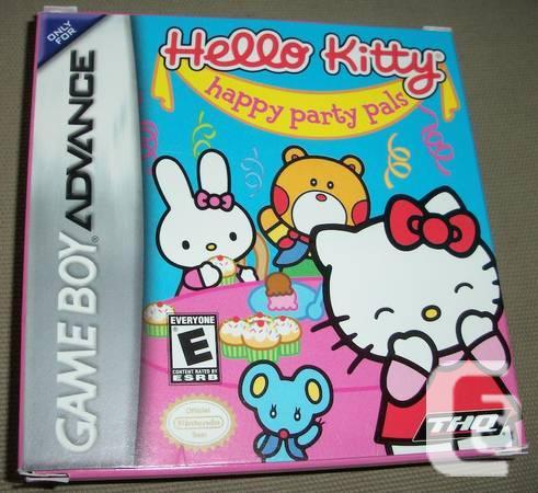 Game Boy Game - Hello Kitty - $10