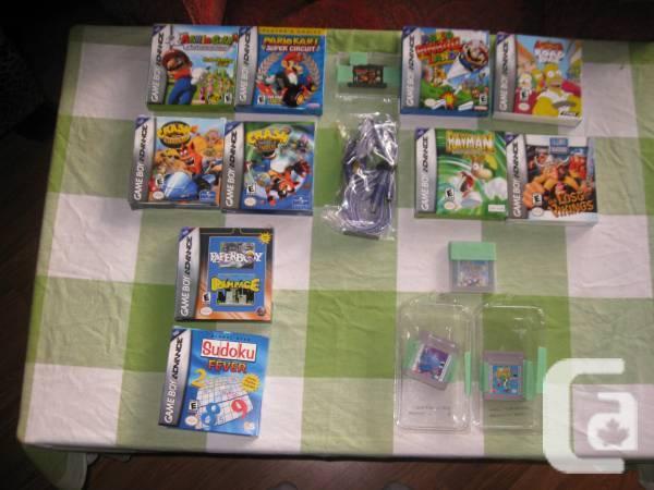 GameBoy Tubes - $1234