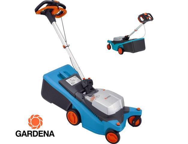 Gardena Cordless Lawnmower ~ new batteries required