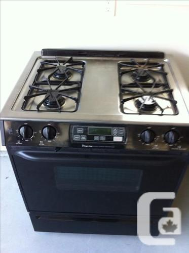 gas range for sale in nanaimo british columbia classifieds. Black Bedroom Furniture Sets. Home Design Ideas