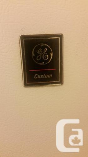 GE Custom Apartment size  Fridge