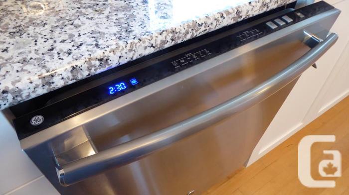 GE Stainless Steel Dishwasher