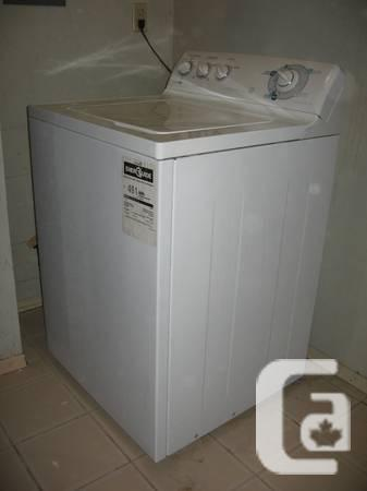 GE Washer, Commercial Quality, Excellent Condition -