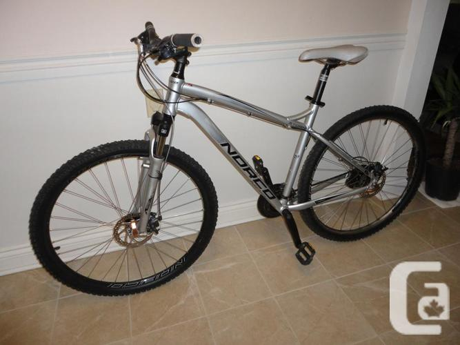 Gently Used NORCO 29R 24 Speed Adult Size Mountain