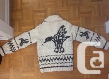 b942fe4a37a5 Genuine Hummingbird Cowichan Sweater for sale in Nanaimo